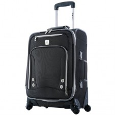 Olympia Luggage Skyhawk 22 Inch Expandable Airline Carry-On